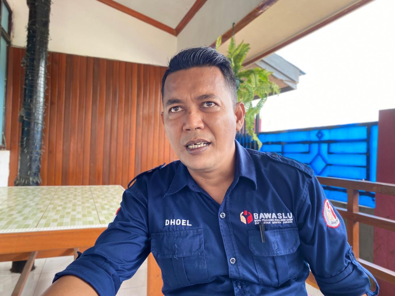 Mahmudin Abdullah, Komisioner Bawaslu Boven Digoel Divisi Penindakan/Net