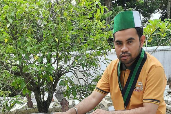 Yahya Bugis, Wasekjend Bidang PU PB HMI/UB