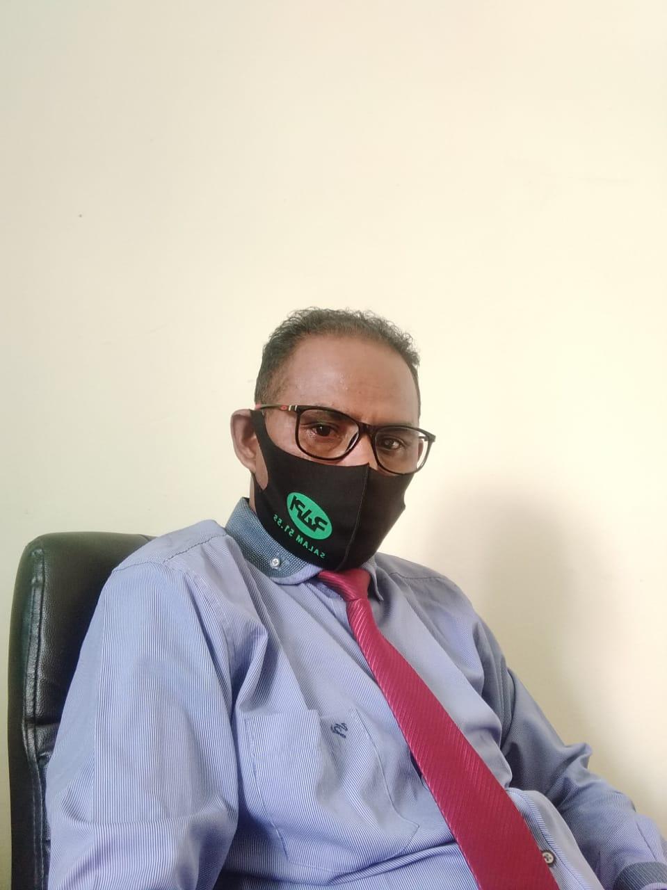 Salim Difinubun, Tokoh muda kei Merauke/Istimewa